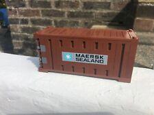 LEGO Maersk Line TRENO NAVE CONTAINER BIANCO (Quadrato mattoni)