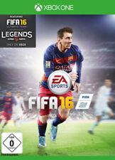 Fifa 16 Xbox One Konsolenspiel [EU/DE] CD Key Digital Download Code