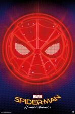 SPIDER-MAN HOMECOMING~LOGO SIGNAL POSTER 22x34~MOVIE 15374 w/ Sticky Tack