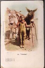 Comrades , Vintage Edward A. Mitchell Postcard