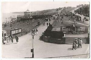 Postkarte Beweis Photograph-Herne Bucht. Der Osten Cliff