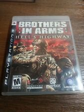 Brothers in Arms Hell's Highway PS3 Sony PlayStation 3
