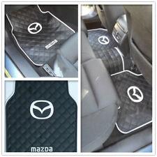 Latex Rubber Auto Car Floor Mats 5Pieces Full Set Mazda 3 Mazda 6 CX 3 CX 5 CX 7