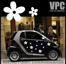 adesivi stickers margheritoni margherite auto tuning fiori margherite moto a0040
