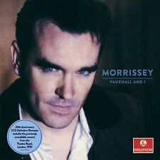 Vauxhall & I (20th Anniversary Definitive Remaster - Morrissey (2014, CD NUEVO)