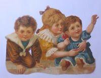 Oblaten, Bambini, Mode, 15 cm x 12 cm 1900 (60848)