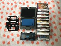 Nintendo DSi Game System Bundle - Matte Blue