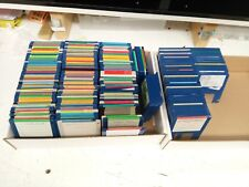 30 x COMMODORE AMIGA  'FLOPPY DISKS '  USED  random disks.. DSDD  sold as blanks