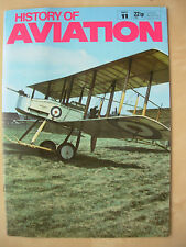 HISTORY OF AVIATION MAGAZINE PART 11 FLYING ON HOME-MADE WING  - AIRCRAFT FLIGHT