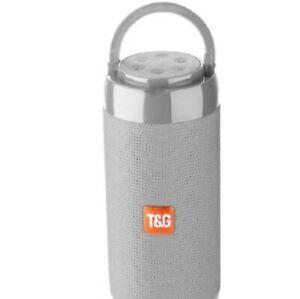 Bluetooth speaker portable waterproof wireless mini with FM radio TF card AUX