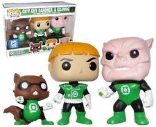 Funko Pop! DC Heroes Ch'p, Guy Gardner, & Kilowog 3-Pack Green Lantern Exclusive