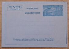 Mayfairstamps Belgian Congo 3.15 Fr Metaalnijverheid Mint Stationery Aerogramme