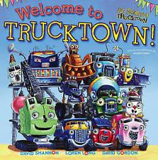 Welcome to Trucktown! by Jon Scieszka (Paperback / softback, 2011)
