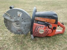 DOLMAR Concrete Cut Off Saw Model PC-7414 Angle Concrete Grinder Used
