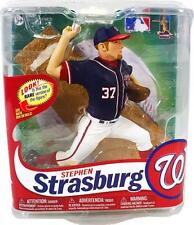 McFarlane NHL MLB Series 31 Wahington Nationals Stephen Strasburg Action Figure