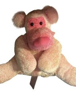 "Animal Alley Baby Hot Pink Love Floppy Dog Plush Stuffed Valentine's Jumbo 23"""
