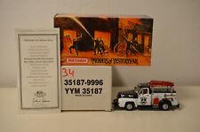 Matchbox Collectibles YYM35187 1954 Ford F100 Internationlae Feuerwehr 5