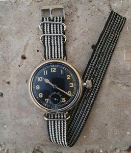 WW2 Military GSTP ^ Watch superb example Gents Watch