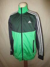 Veste Adidas Vert Taille 12 ans à - 43%