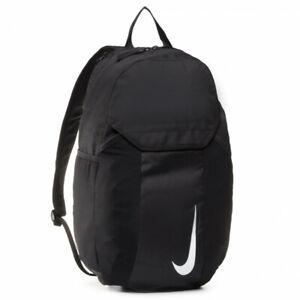 NIKE MISC 30L Backpack Rucksack Sporttaschen Schule Bag Schwarz UNISEX Reisen