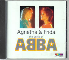Agnetha & Frida. The voice of ABBA (1994) CD NUOVO I Know There's Something Goin