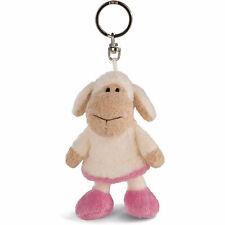Nici - Sheep Jolly Journey 10cm Plush Keychain *BRAND NEW*