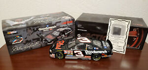 Dale Earnhardt 1998 Daytona Winner GM Goodwrench #3 RCCA 1:24 Diecast Bank