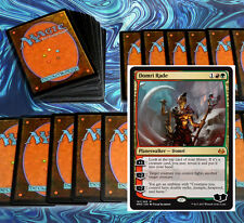 mtg RED GREEN GRUUL AGRRO DECK Magic the Gathering rare 60 cards + domri rade