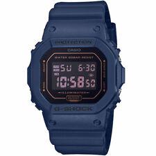 Bracelet de montre Casio pour DW 280, DW 340, résine, noire