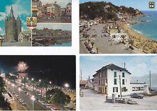 15 LOT Obscure CITROEN ID/DS Within European Postcard Scenes