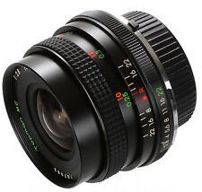 Topman MC 28 mm 2.8 Lens mount Minolta MD (Réf#R-053)