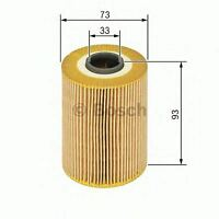ENGINE OIL FILTER OE QUALITY REPLACEMENT BOSCH F026407073