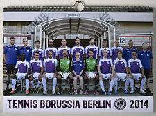 TeBe-Kalender 2014 - Tennis Borussia Berlin - Fussball - Freunde - Rock'n'Roll