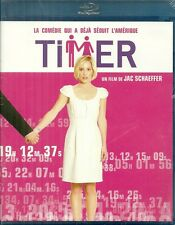 BLU RAY - TIMER avec EMMA CAULFIELD / COMEDIE ROMANTIQUE / NEUF EMBALLE