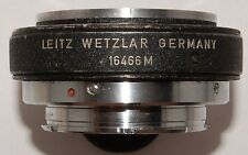 OUBIO Leitz rotating lens mound adapter for Leica M and Visoflex 2, MPN 16466 M