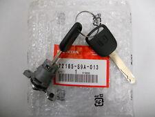 Genuine Honda CRV CR-V Element Left Driver Side Door Lock Cylinder w/ Keys New
