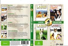 Lassie:Well of Love-1970-Robert Sampson-4 Movie Lassie Collection- Movie-2 DVD