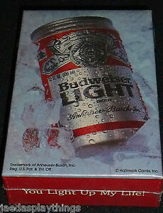 Springbok Budweiser Puzzle YOU LIGHT UP MY LIFE 100 Pc SEALED Small