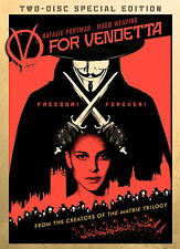 V for Vendetta DVD James McTeigue(DIR) 2006