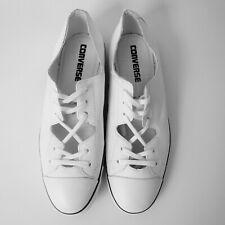 Zapatos de Cuero Sólido Converse para Mujeres | eBay