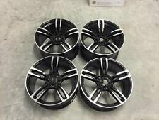 "20"" 437M M3 Style Wheels Gloss Black Machined BMW 5x120 E90 E92 F10 F11 F30 F32"