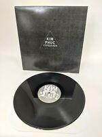 Kim Phuc Copsucker Record LP w/ 11 x 17 Glossy Band Poster Indie Punk Heavy