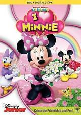 Mickey Mouse Clubhouse: I Heart Minnie DVD BRAND NEW DVD!!