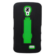 For LG Access LTE L31G L31L L31C / LG F70 D315 Kickstand Hybrid Case Phone Cover