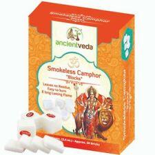 Natural Camphor Blocks Alcanfor. Bug Repellent. 50 Tablets,100 gms