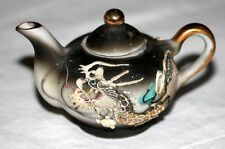 MINI DRAGON WARE TEA POT AND CUP * GNCO JAPAN * PART OF A CHILD'S TEA SET