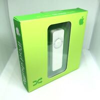  Apple iPod Shuffle 1ère Generation 512mo A1112 - Boite/Manuels/Cordon