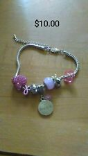 Breast Cancer Bracelet new in box