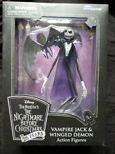 Disney Vampire Jack Skellington & Winged Demon Nightmare Before Christmas New