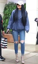 FRAME Le Skinny de Jeanne Irving Destroyed Jeans 27 28 $239